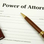 Power of attorney image