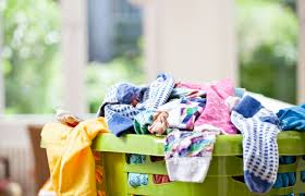 Creative Ways Kids Can Help swith Laundry