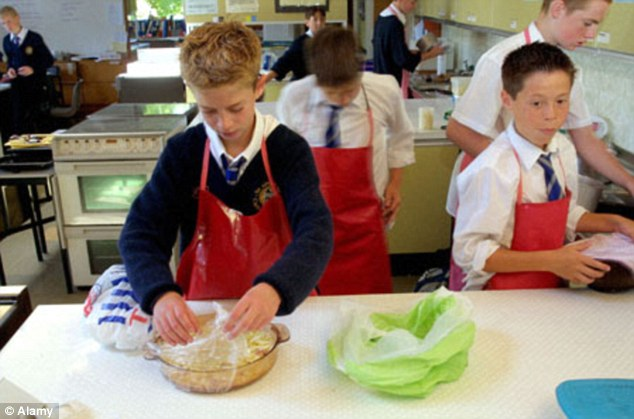 how cooking and baking at school can help children to learn | kath's